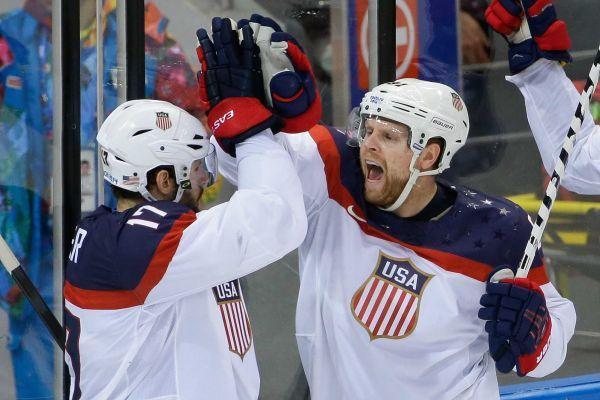 USA vs. Czech Republic men's ice hockey Sochi 2014 Winter Olympics pictures - Newsday