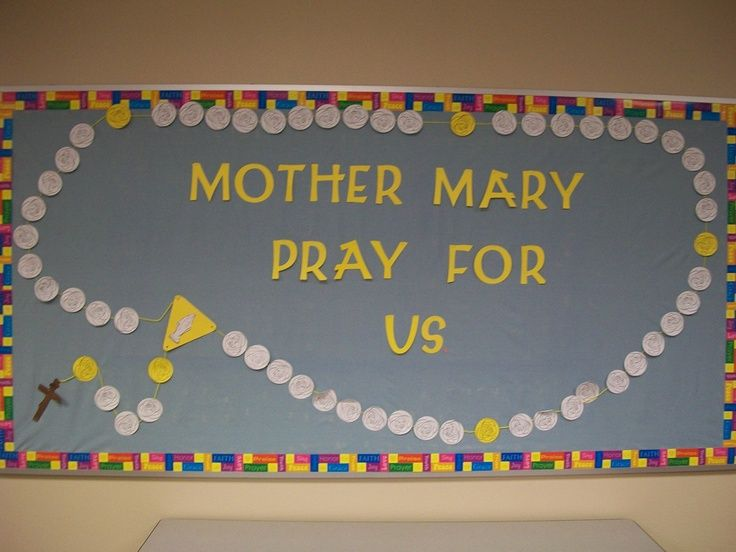 Mary bulletin boards - Google Search
