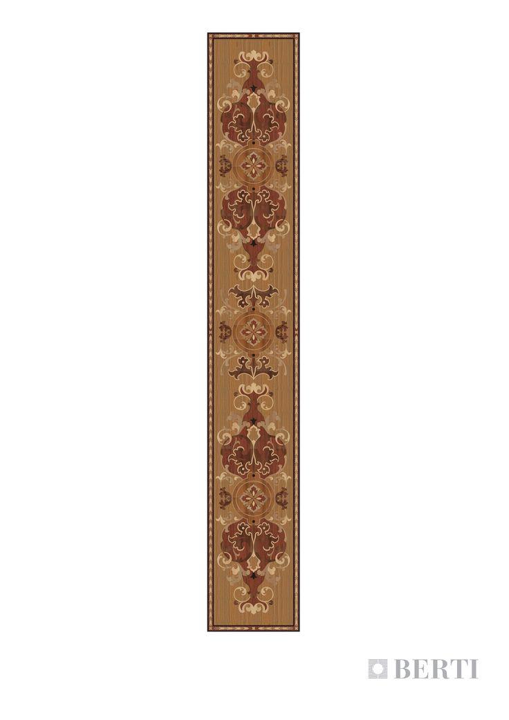 Berti-Wooden-Floors-render-corridor #parquet #parquetlovers
