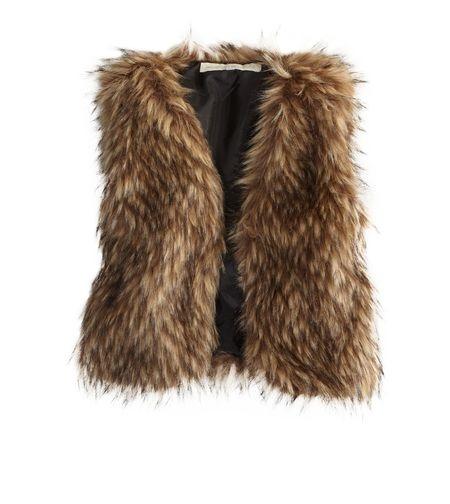 GAP KIDS GIRLS 3-IN-1 PARKA HOODED JACKET W/REMOVABLE FAUX FUR VEST. Hooded with removable faux fur trim. Snap front, hidden zip closure. Zip pocket at .