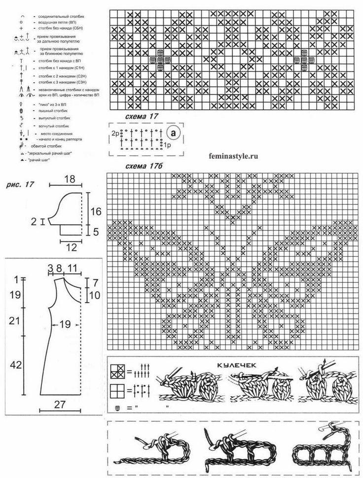 24 best CROCHET images on Pinterest | Filet crochet, Crochet ...