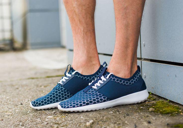 Granatowe buty sportowe męskie Denley 6N24