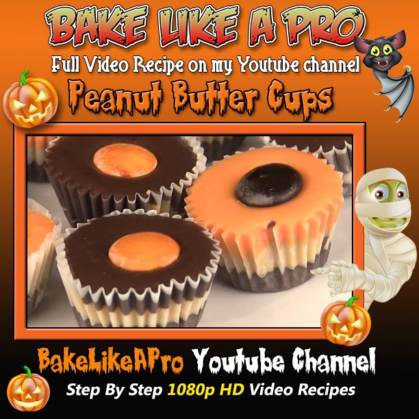 Caramel Filled Chocolate Halloween Pumpkins Recipe  Please SUBSCRIBE: ► http://bit.ly/1ucapVH  We'll use simple ingredients to make some very yummy caramel filled chocolates !  My homemade caramel sauce recipe: ► http://youtu.be/ghWeCAw2YT8  Happy Halloween !  My Facebook Page: http://www.facebook.com/BakeLikeAPro My Twitter: http://twitter.com/BakeLikeAPro http://instagram.com/bakelikeapro  Please subscribe, like and share if you can, I do appreciate it. http://bit.ly/1ucapVH