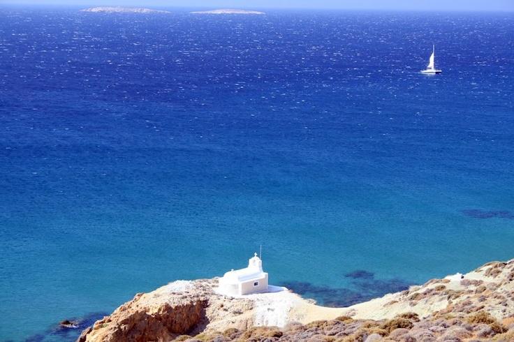 GREECE CHANNEL | Anafi Island