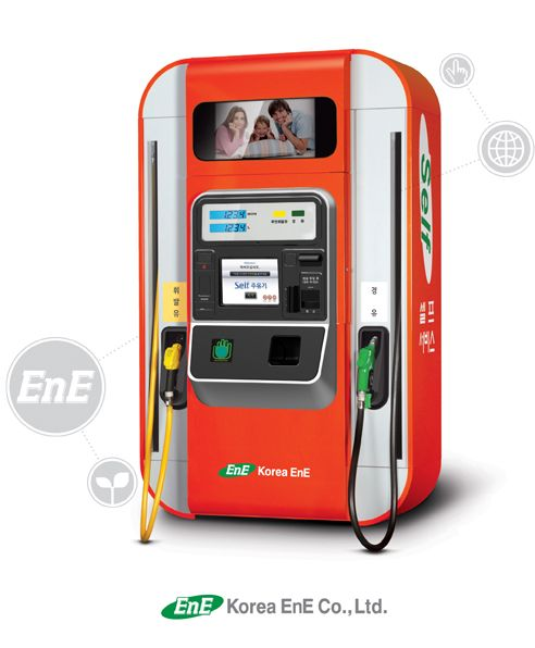 Rugged Touch Sensors Selected for Self-Service Fuel Terminal in Korea