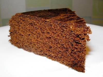 Рецепты для микроволновой печи  Кекс шоколадный