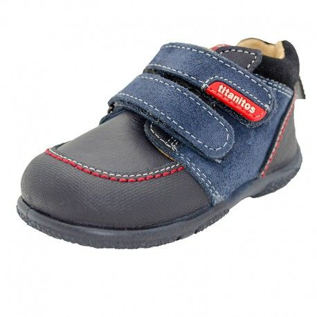 Marine Chaussures À Bout Rond Enfants Geox Glimmer kyboS