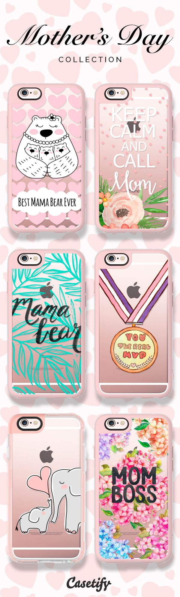 Mother's Day is just around the corner! Gift your mum with these cases: https://www.casetify.com/artworks/Al7QJnTTyr | @casetify