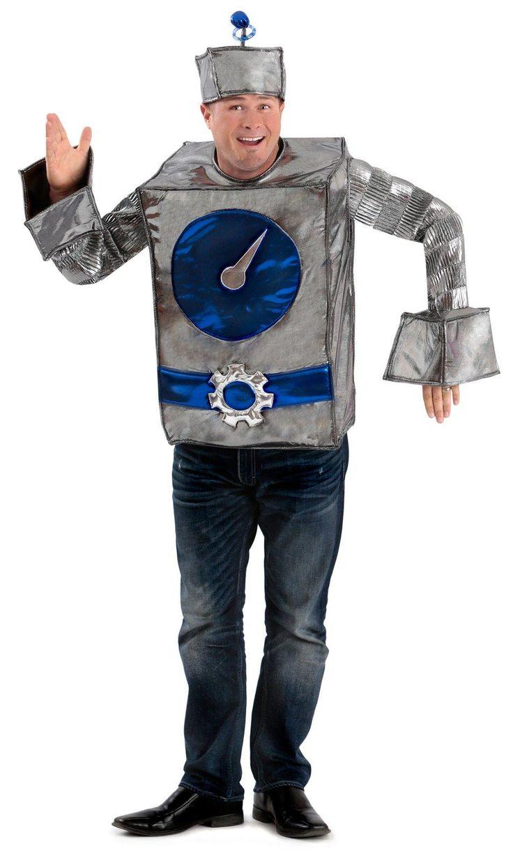 картинки для костюма робот отказ сложных декоративных