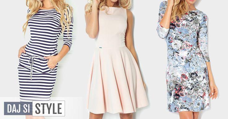 Buď krásna, moderná a sebavedomá v nových šatách z DAJSISTYLE.sk