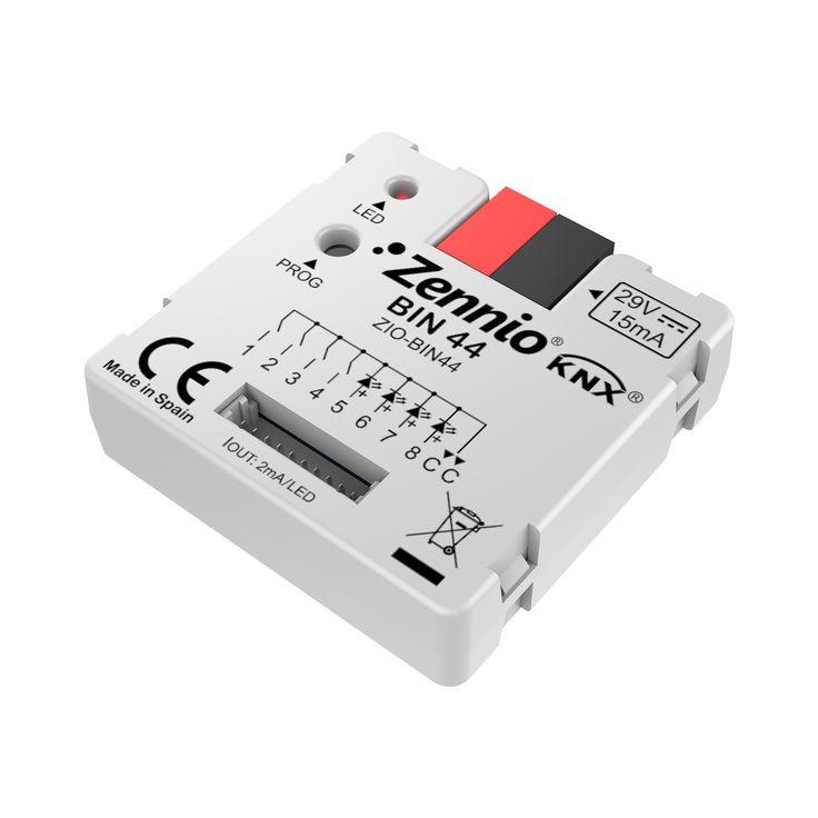 14 best Zennio Sensoreingänge KNX - EIB - Sensors - Installation ...