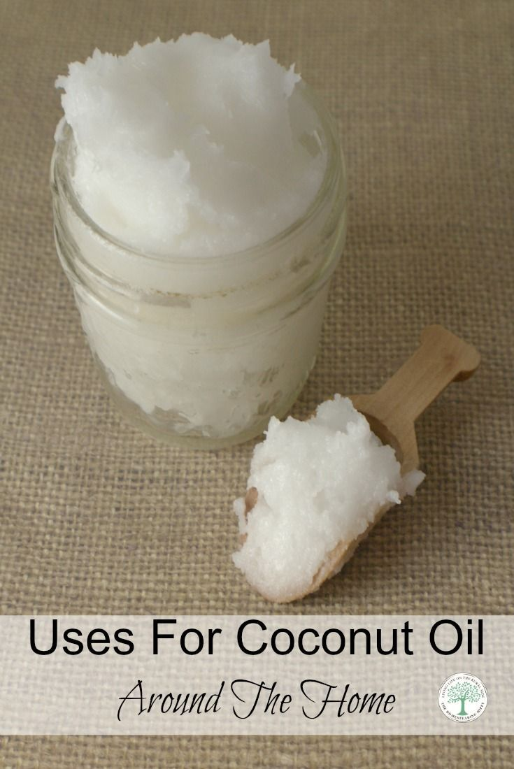 You love coconut oil in smoothies and for baking and natural beauty products But, did you know you can use coconut oil all around the home?  via @homesteadhippy