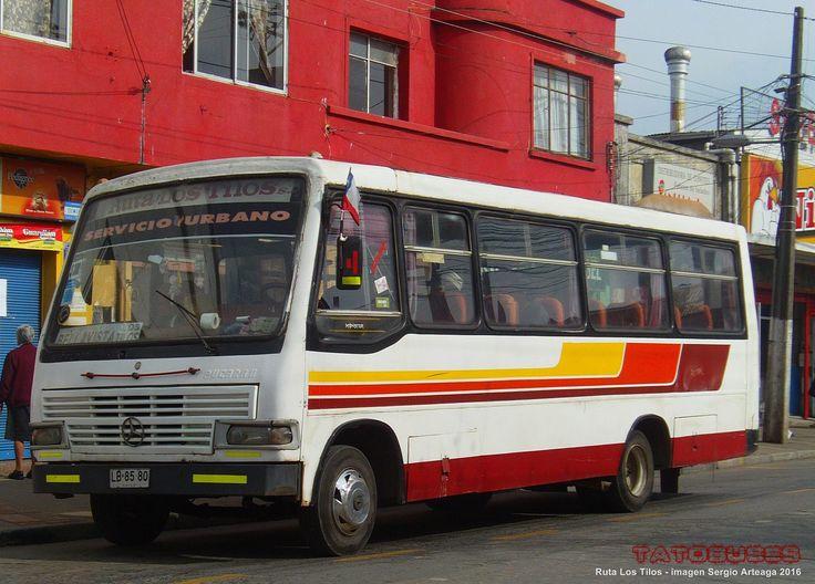 https://flic.kr/p/W4K8fC | ← Buses Ruta Los Tilos ©→ | Metalpar Pucara II M.Benz Urbano Tomé imagen Sergio Arteaga 2016 Tomé   (TATOBUSES)