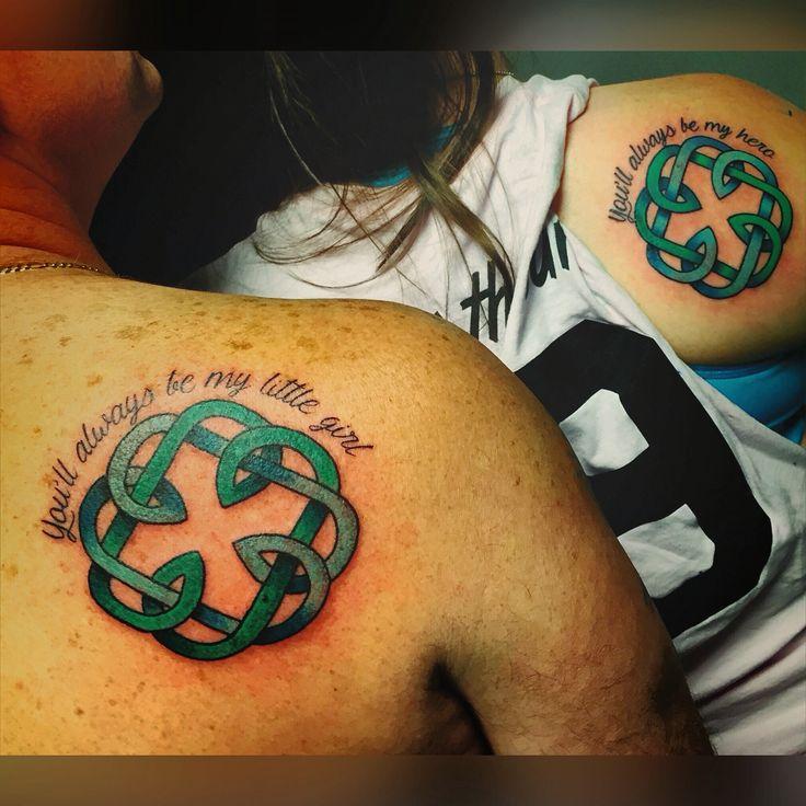 Super Oltre 25 splendide idee su Tatuaggi su padre e figlia su Pinterest  FG95