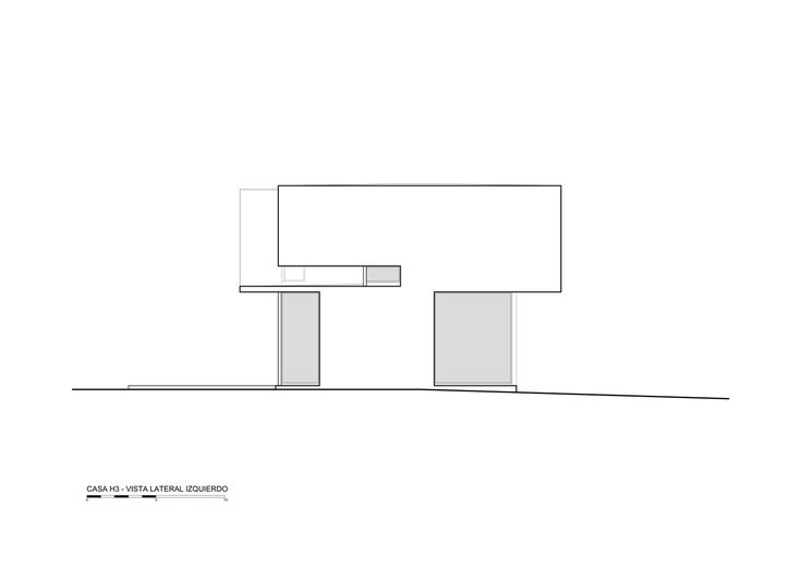 Gallery of H3 House / Luciano Kruk - 31
