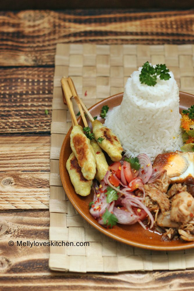 Nasi Campur Bali – MELLYLOVESKITCHEN