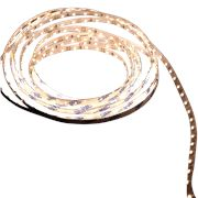 16.4-foot Warm White LED Plug-in Tape Light Kit, Dry Location