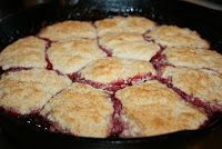 Deep South Dish: Blackberry Dumpling Cobbler. This is close to what Memaw made....and never wrote down the way she made it.