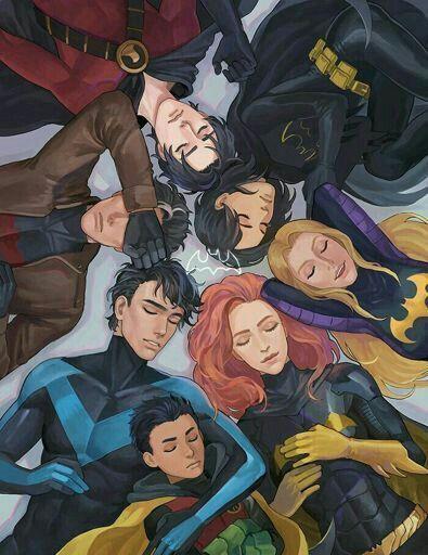 Ohh the Bat Family