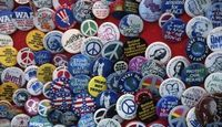 How to Make a Pinback Button Without a Button Machine | eHow.com