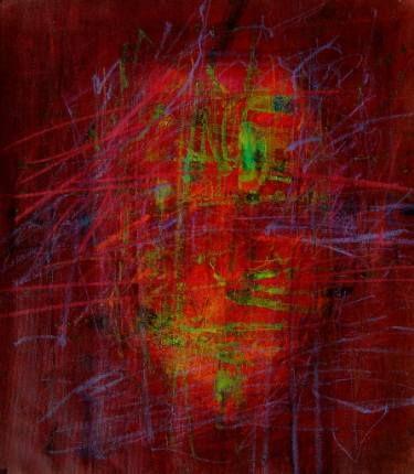 """Saatchi Art Artist Antoni Karwowski; Painting, """"Self-portrait"""" #art"""