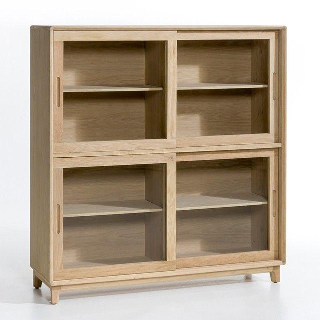 Sideboard Mit 4 Glasturen Jerk Buffet Home Accents Creative Storage