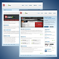 Elegant Business HTML Template
