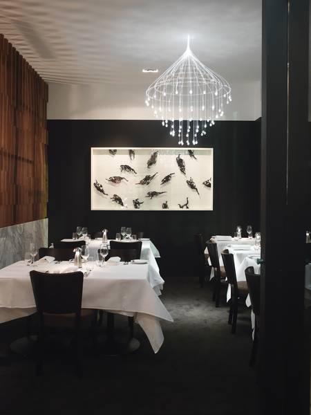 Marque Restaurant - Mark Best, address : 4/5 355 Crown Street, Surry Hills, Sydney