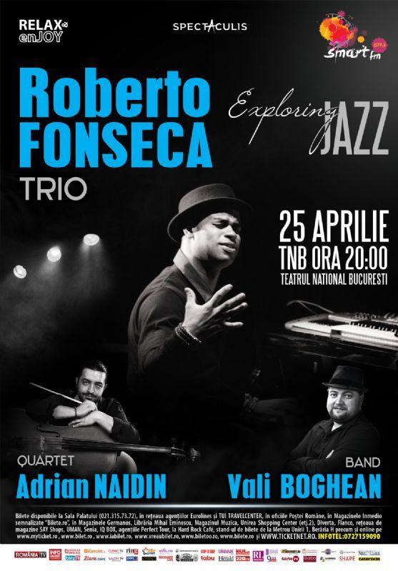 Luni, 25 Aprilie 2016, ora 20:00, Teatrul National, Sala Mare, Bucuresti