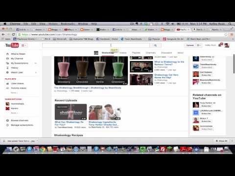 SFI Videos via You Tube: Adding youtube video to Blogger