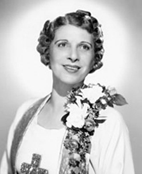 """It is only when Jesus is glorified in our own eyes that we are able to make Him glorious to others."" - Aimee Semple McPherson."