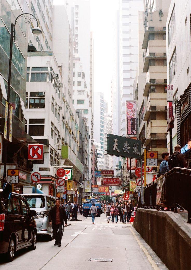 Sheung Wan Neighbourhood Guide