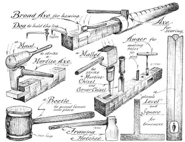 """Some of the most popular videos we make at the Stumpy Nubs Workshop are the """"Old-Timey Woodworking"""" series. People love to see how things were done in days past. I always get this feeling of nostalgia when I see an old tool or a piece of furniture..."""