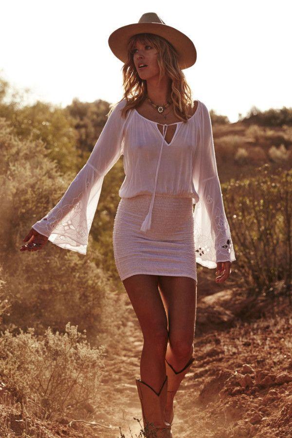 Auguste - Vagabond Woodstock Mini White