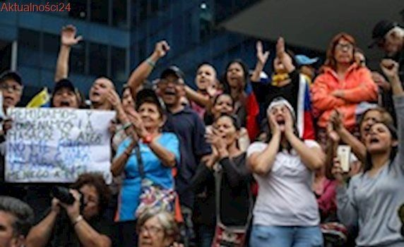 Wenezuela: Aresztowano dwóch głównych opozycjonistów