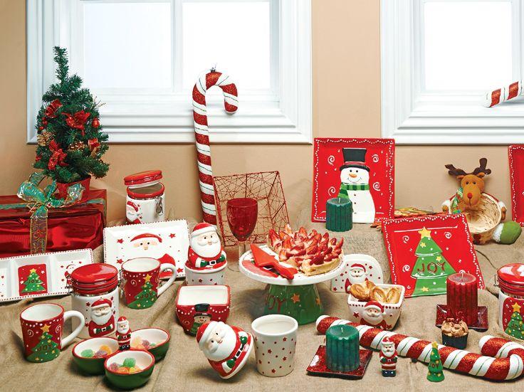 ¡Idea! Durante todo diciembre puedes ambientar tu hogar usando menaje navideño. Haz una fiesta de navidad con tus amigos y sirve el cóctel en estos simpáticos pocillos, vasos y platos. ¡Les va a encantar!  #Deco#Navidad #Santa  #Hogar #EasyChile #EasyTienda#TiendaEasy