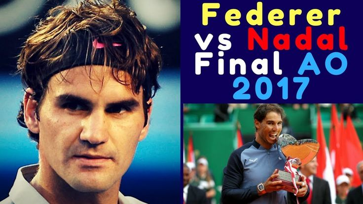 Roger Federer vs Rafa Nadal – Australian Open 2017 Final – Highlights ...