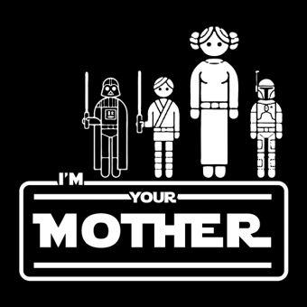 <p> Dobra, Luke, nie musisz przechodzić na ciemną stronę mocy. Walcz sobie z kim chcesz i o co chcesz. Tylko błagam: posprzątaj wreszcie ten pokój! A potem umyj zęby i marsz do łóżka! </p>