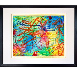 5 Simple Art Projects for Toddlers: Oil Pastel Scribbles (via Parents.com)