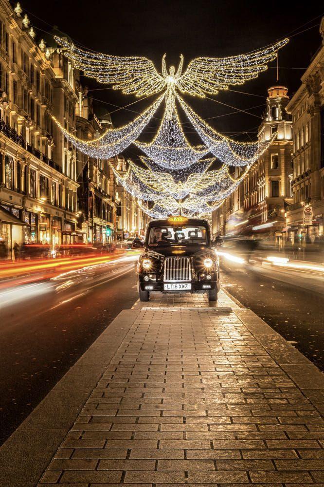 Regent Street In 2020 London Christmas London England London