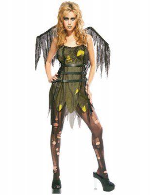 Halloween engel /Tinkerbell kostuum
