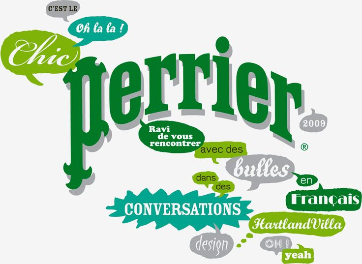 Conversations Perrier - Harltand Villa & Kreo (Paris)