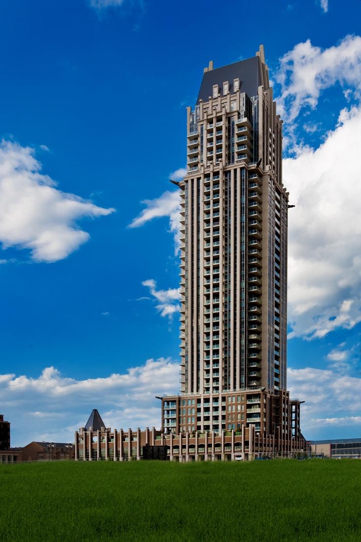 1 Park Tower (1) - Daniels Mississauga