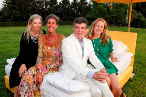 Princess Yasmin Aga Khan Somers Farkas