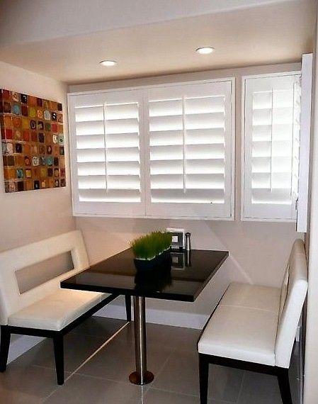 contemporary kitchen nook designs
