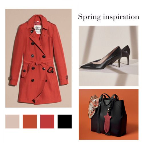 What to Wear — Spring Outfit #1