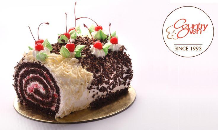 #BlackForestcake - Rich, creamy, and so delicious.