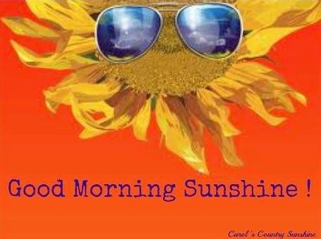Pictures Of Good Morning Sunshine Quotes Kidskunstinfo
