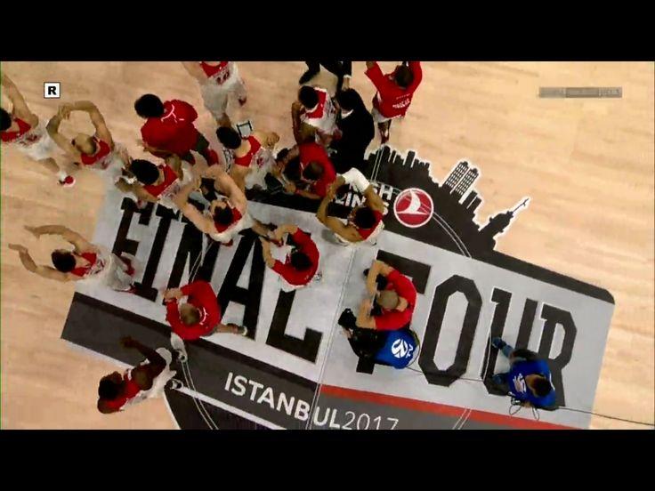Olympiakos defeat CSKA Moscow to become 1st Euroleague 2017 Finalist