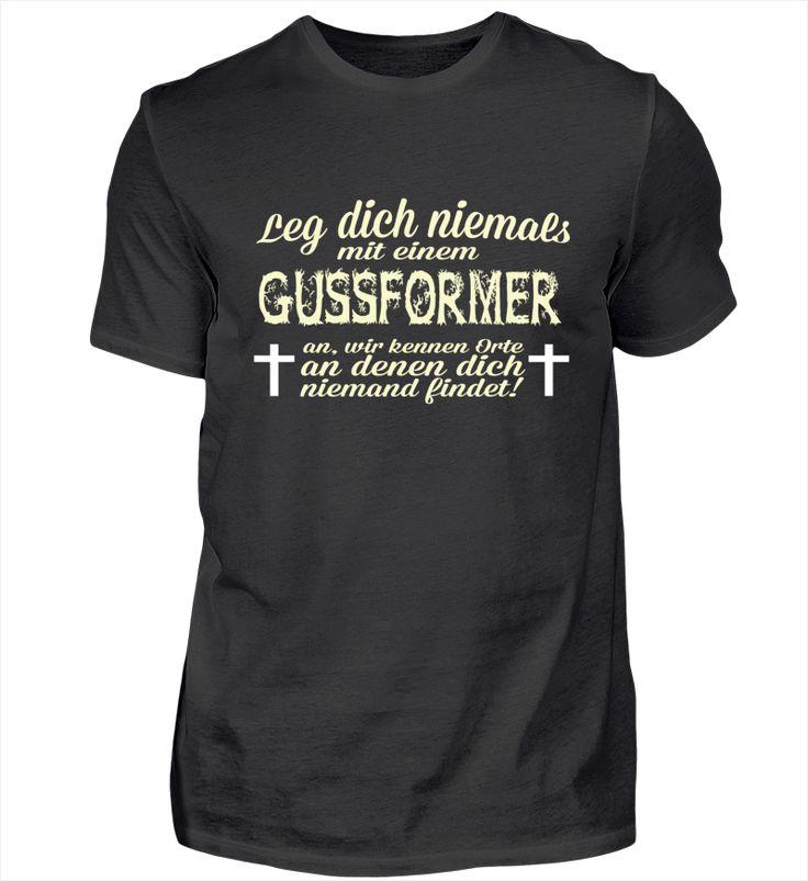 Gussformer Mord
